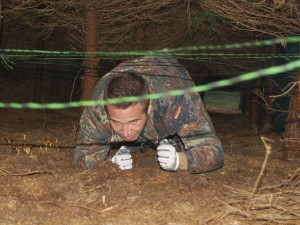 tor przeszkód w Istebnej w Base Camp