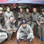 boot camp w Base Camp w Istebnej - uczestnicy obozu