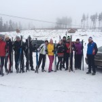 nauka jazdy na nartach biegowych w Istebnej