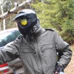 Painball - bezpieczne ubranie i maska