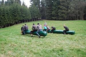 Team building podczas wyjazdu integracyjnego dla firm