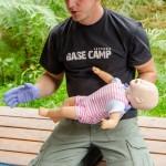 pierwsza pomoc zajęcia w Base Camp