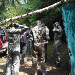 Przeygotowanie broni i szkolenie przed paintball